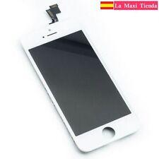 """Pantalla Completa para """"Iphone 5S"""" Negra Blanca ( Lcd + Tactil ) Cristal Retina"""