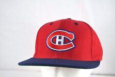 Montreal Canadiens Hockey Red/Blue NHL Baseball Cap Snapback