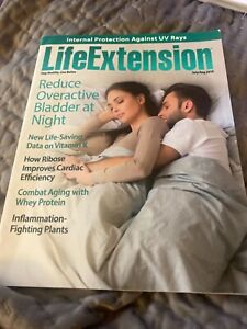 Life Extension Magazine - July/August 2019  Reduce Overactive Bladder at Night