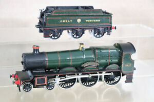 WILLS KIT BUILT GW GWR 4-6-0 SAINT CLASS LOCOMOTIVE 2915 SAINT BARTHOLOMEW nz