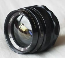 "MIR-1 lens 37mm f2.8 ""Grand Prix Brussels"" M42 mount USSR"