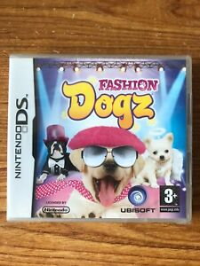 Fashion Dogs (DS) Brand New Sealed