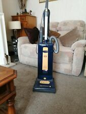 SEBO Automatic X4 Extra Vacuum Cleaner - Navy Blue