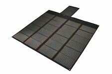 NEW PowerFilm F16-3600 60 Watt Portable Foldable Solar Panel /w Device Charger