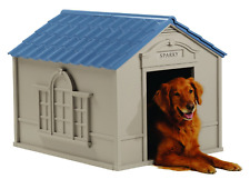 Extra Large Pet Dog 100pound House Durable All Weather Outdoor Cage Home Pet NE