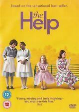 The Help - Jessica Chastain - NEW Region 2 DVD
