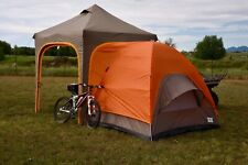 APEX CAMP PARTY Canopy Meets Dome Tent, Sleeps up to 7 Adults Camping