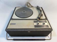 KOSMOPHON/electrophone vintage,saphir a remplacer,mecanique en état de marche