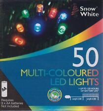 Multicoloured Colour Changing String Light Seasonal String Lights