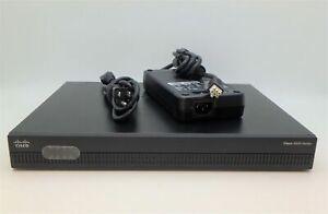 CISCO ISR4321 Gigabit Router ISR4321/K9 No Clock BUG Issue