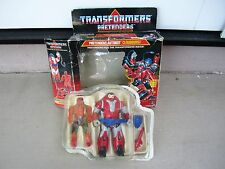 1987 G1 TRANSFORMERS PRETENDERS AUTOBOT CLOUDBURST WITH BOX AND ACCESSORIES