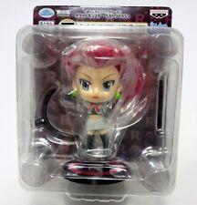 Pokemon ichiban kuji Chibi Kyun Team Rocket Musashi Jessie Figure Japan