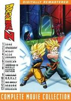 Dragon Ball Z: Complete 13 Movie Collection [New DVD] Boxed Set