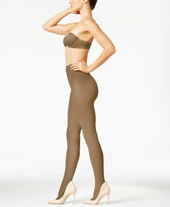 Wolford Womens Tummy Control 20 Tights Caramel Size Large $61 - NWT