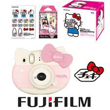 Fujifilm Instax Mini 8 Hello Kitty Instant Photo Film Camera FREE SHIPPING