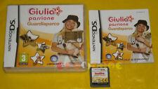 GIULIA PASSIONE GUARDIAPARCO Nintendo Ds Versione Ufficiale Italiana »» COMPLETO