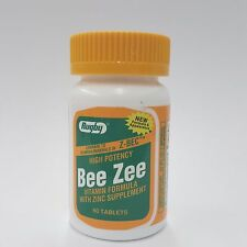Bee Zee - Vitamin B Complex Supplement (Compare to Z-Bec) - 60 tablets