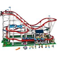 2019 New Custom Creator Motor Power Roller Coaster Compatible 10261 Set
