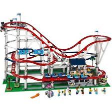 2019 New Custom Creator Motor Power Roller Coaster Compatible 10261 Set