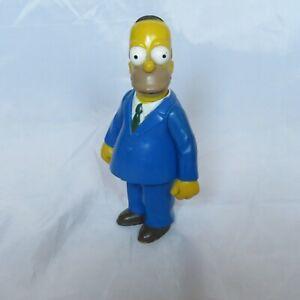 2000 Playmates The Simpsons Sunday Best Homer Figure