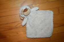 HTF Manhattan Kids Brown Dog Security Blanket/Lovey 2013