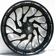 "Suzuki GSX-R 600 Custom  Wheels "" The Nightmare"" by FTD Customs"