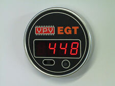 EGT Gauge with red tinted window