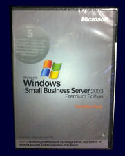 MS Small Business Server 2003 Premium transiton pack, incl. 5 CAL, French