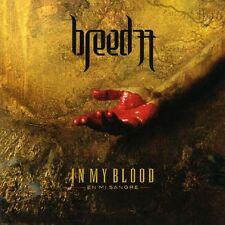 Breed 77(CD Album)In My Blood-JASCDUK031-New & Sealed