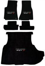 LLOYD MATS Velourtex 5PC SET fits 2008 to 2010 Challenger SRT-8 with Subwoofer