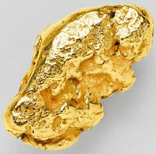 0.4774 Gram Alaska Natural Gold Nugget  ---  (#57298) - Alaskan Gold Nugget