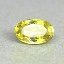 TOP CHRYSOBERYL : 2,64 Ct Natürlicher Chrysoberyll ( Alexandrite Variety )