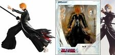 Square Enix Play Arts Kai Bleach Ichigo Kurosaki MISB Unopened! Anime Manga New