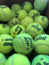 Used Tennis Balls - 50 balls for tennis, pet toys, chairs &/or medical devices