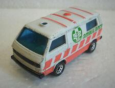 Modellauto Matchbox VOLKSWAGEN TRANSPORTER 1:62 1987