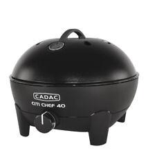 Cadac CITI CHEF 40 Black Gas Tischgrill Campinggrill Kocher
