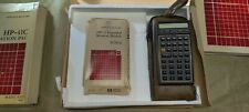 hp 41cx Calculator With Original Box And Other Accessories