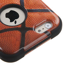 iPhone 6 / 6S - BASKETBALL NBA Hybrid Hard&Soft Rubber High Impact Cover Case