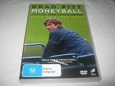 Moneyball - Brad Pitt - DVD - Region 4