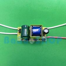Ac Led Driver 4~7x1W 300mA Power Supply Lamp Light Bulb E26 Gu10 E27 4W 5W 6W 7W