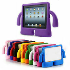 For Apple iPad 2 / 3 / 4 Shock Proof KIDS Foam Stand Case With ARMS