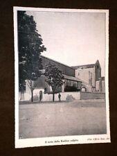WW1 Prima Guerra Mondiale 1914-1918 Gorizia Bombe Santuario Monte Santo Tetto