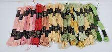45x Vintage PERI-LUSTA Embroidery Cotton K