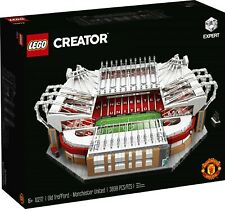 LEGO #10272 Old Trafford Manchester United Football Stadium NEW & IN HAND [RARE]