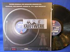 KRAFTWERK RADIO 74 LP REPRESS EXC+