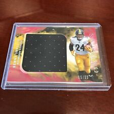 Benny Snell Jr. 2019 Panini ORIGINS RC JERSEY # /99  Steelers RC