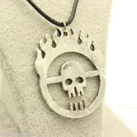 Mad Max Joe Skull Necklace Pendant  UK SELLER