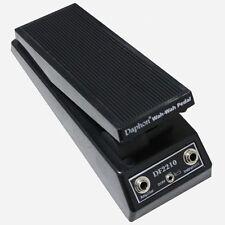 WAH WAH PEDAL - DAPHON Music DF2210 -ELECTRIC GUITAR PEDAL SWITCH PEDAL