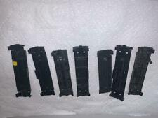 Parts -Group of various manufacturer caboose floors & weights