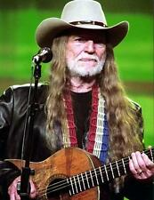 Willie Nelson Poster Guitar